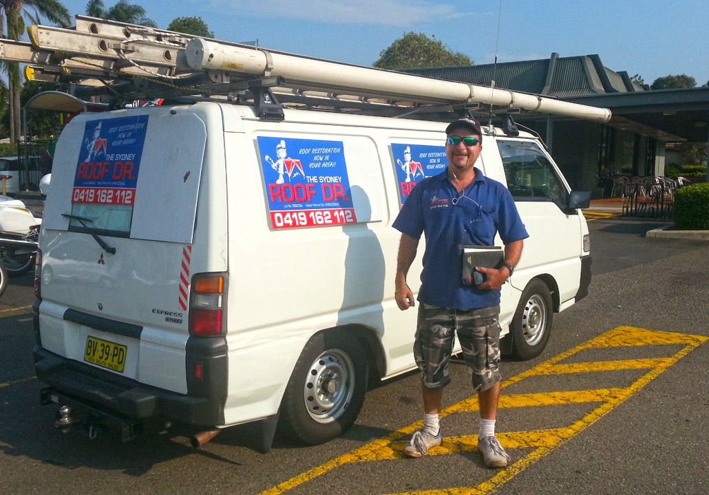 Welcome to Sydney Roof Doctor