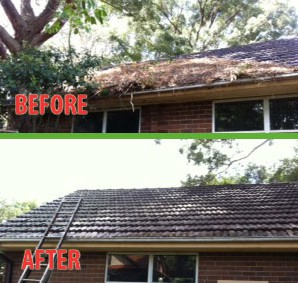 roof tile cleaning sydney