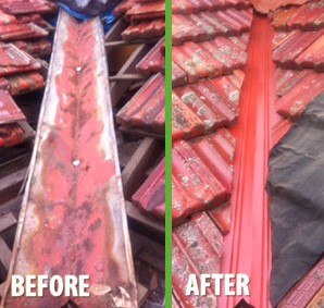 sydney gutter and roof restoration